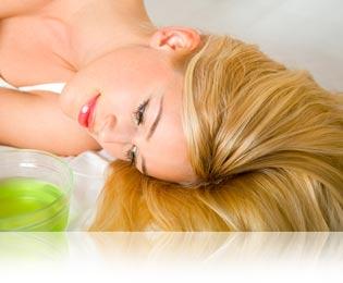 La maschera nutriente pensata appositamente per i vostri capelli biondi!