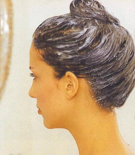 maschera capelli ricci