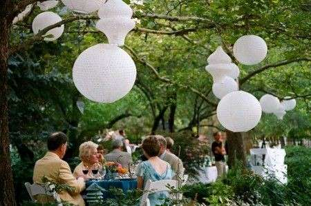 Come organizzare un perfetto matrimonio in giardino