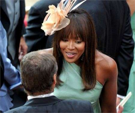 Tutti i look più stravaganti degli invitati al matrimonio reale di Monaco