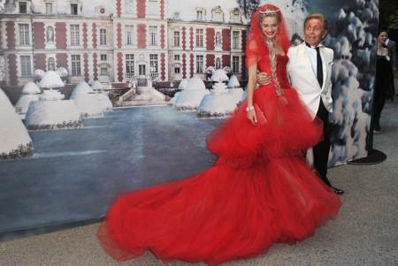 Valentino Garavani torna nel mondo della moda? Chissà…