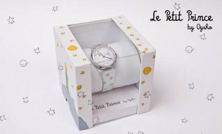 Oysho presenta l'orologio del Piccolo Principe. Bellissimo!