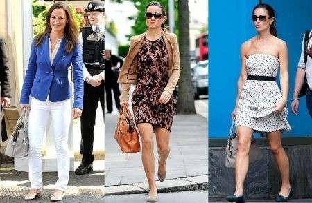 Ecco come copiare il look di Pippa Middleton