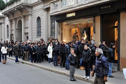 Fare shopping con i saldi a Milano e dove trovare le offerte più convenienti