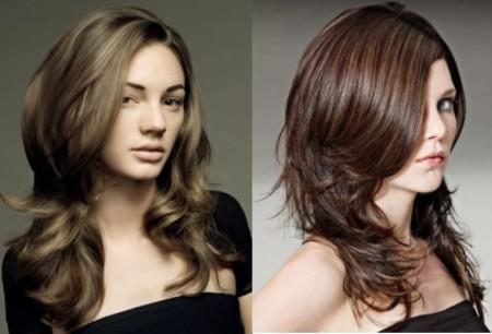 tagli capelli lunghi voluminosi