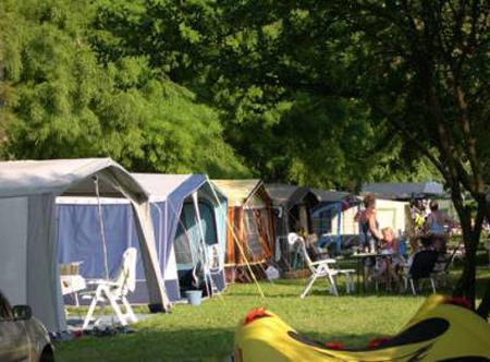 tende camping