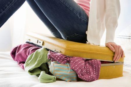 valigia vacanze come fare