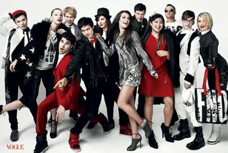 Dolce & Gabbana, Marc Jacobs e Brian Atwood per il cast di Glee su Vogue US