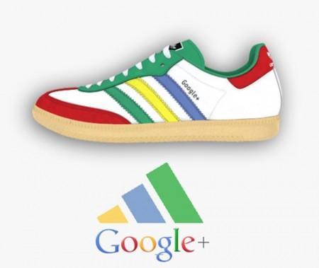 "Adidas e Google presentano le nuove sneakers ""Adidas Google+"""
