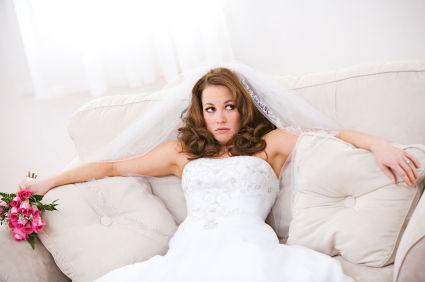 Arriva la sindrome di Bridezilla, spose stressate e stressanti