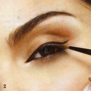 consigli per applicare eyeliner