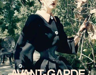 Intensa e gotica, ecco Stella Tennant sulla copertina di Vogue Italia!