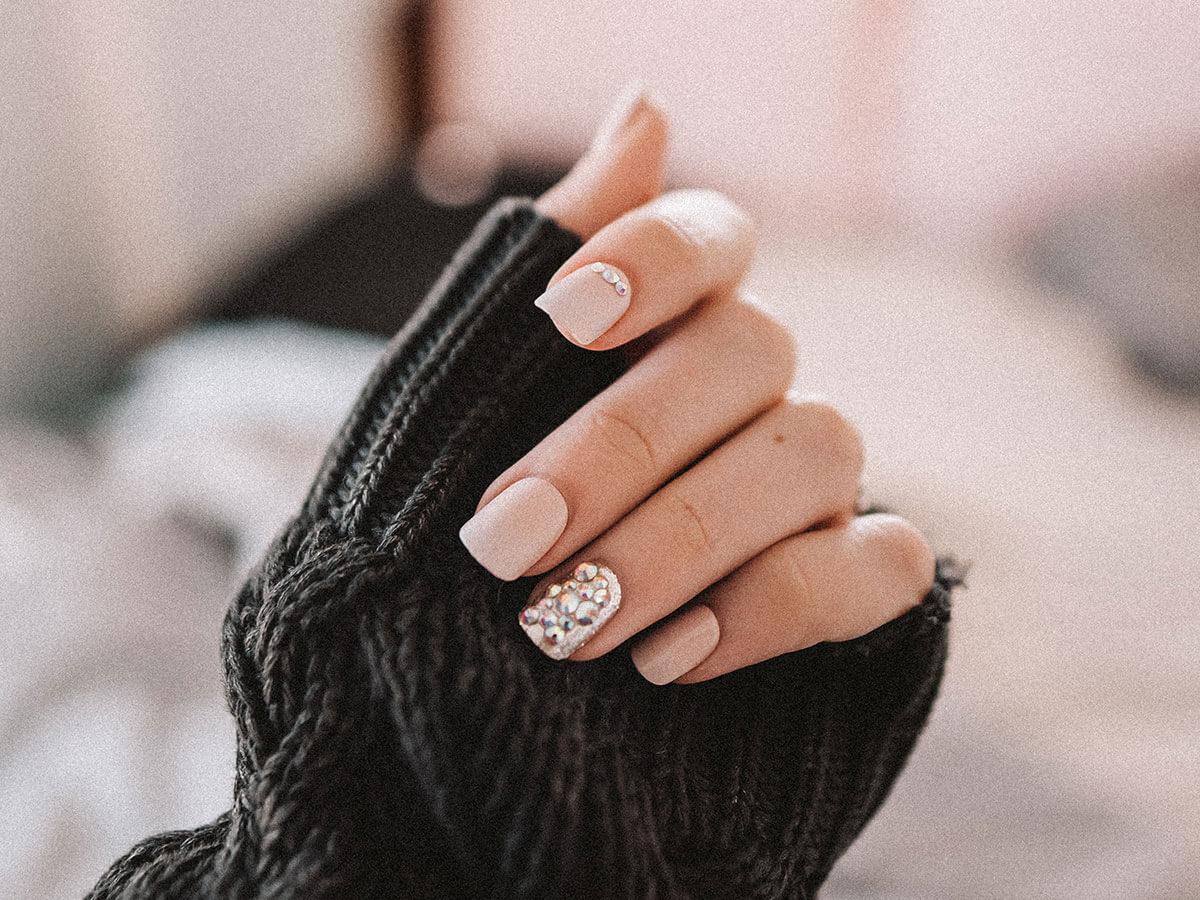decorazioni per unghie
