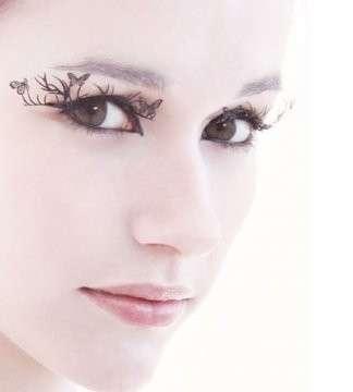 Ciglia bellissime e originali con Paper Eyelashes