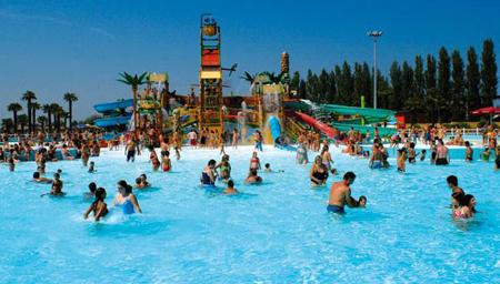 Gita fuori porta per Ferragosto 2011 in uno dei tanti parchi acquatici d'Italia