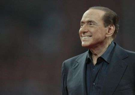 Silvio Berlusconi a dieta