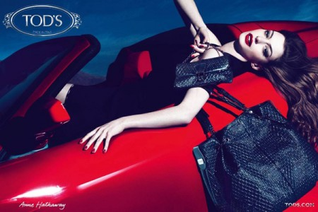 Anne Hathaway per tods campagna