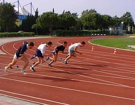 Vincere il diabete con l'atletica leggera