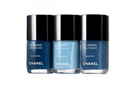 Chanel Les Jeans, smalti bellissimi per la Vogue Fashion Night Out 2011
