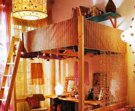 Idee cucito: crea il copradoghe per letto a castello dei ragazzi