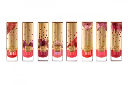 Estee Lauder Swarovski Lipsticks, capsule collection per Natale 2011