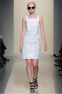 La sfilata di Bottega Veneta a Milano Moda Donna P/E 2012