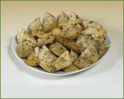 La sana ricetta light dei carciofi alla contadina