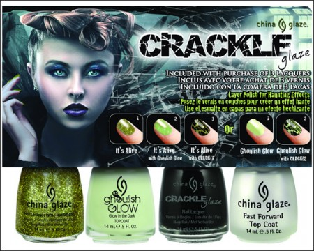 La collezione di smalti per Halloween firmata China Glaze