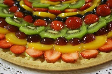 La ricetta light della crostata di frutta