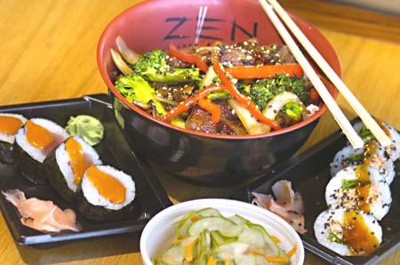 Il programma settimanale della dieta zen per il corpo e per la mente