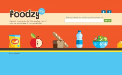 Con Foodzy la dieta diventa un gioco