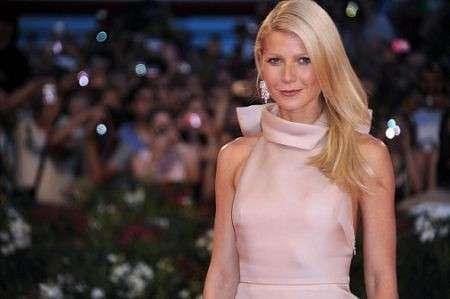 Foto dei look delle star a Venezia: Gwyneth Paltrow con un magnifico abito Prada!