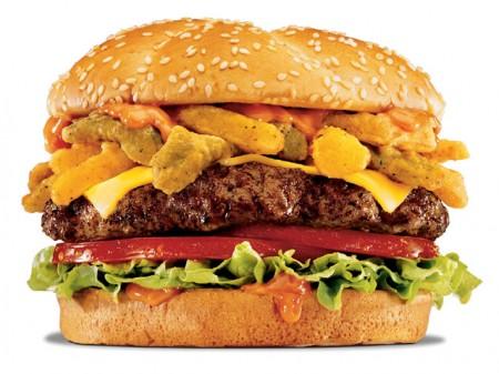 hamburger artificiale