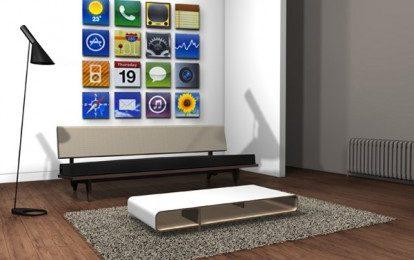 Decora la tua casa con le icone dell'iPhone 4