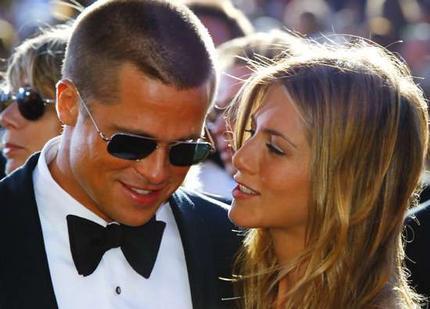"""Brad Pitt sul matrimonio con Jennifer Aniston: """"Era una noia!"""""""