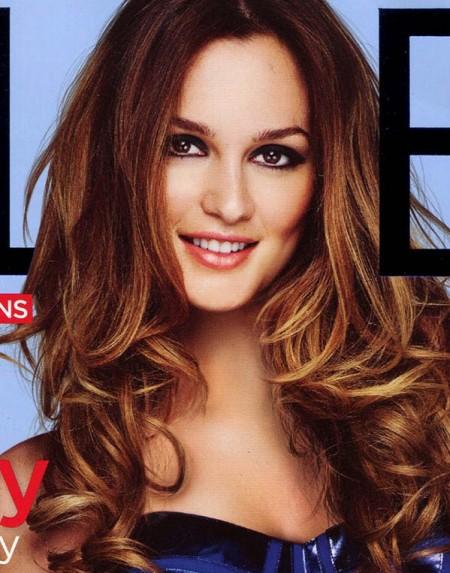 Leighton Meester, da Gossip Girl alla copertina del numero di Settembre di Cleo
