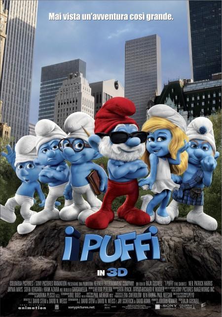 I Puffi saranno al cinema dal 16 settembre