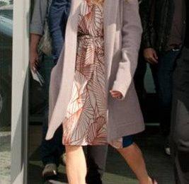 Sarah Jessica Parker e la sua passione per le scarpe, Ferragamo stavolta!