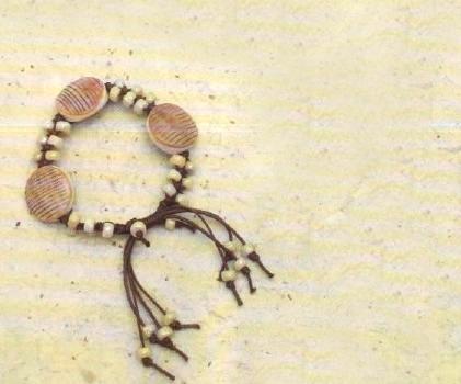 Bracciale tribale bijoux