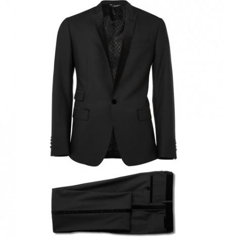 Dolce Gabbana tailleur nero