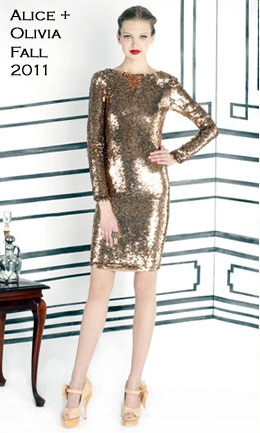 Eva Longoria In Alice + Olivia Padres Contra El Cancer Gala