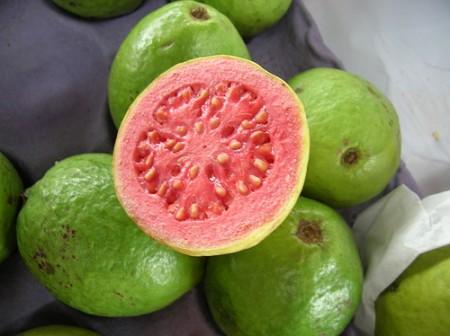 Guava antiossidanti