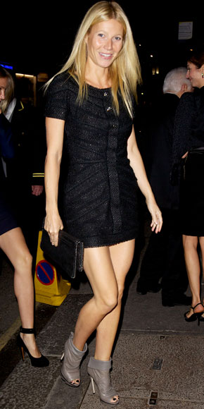 Gwyneth Paltrow adora le scarpe Camilla Skovgaard, ecco i suoi nuovi ankle boot!