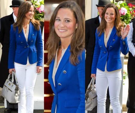 """Il bon ton secondo Pippa Middleton, la sorellina di Kate pronta a pubblicare il suo """"personal"""" galateo"""
