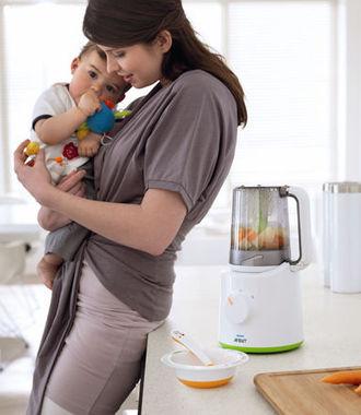 Ricette prima pappa neonato