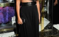 Beyonce veste il total black di Michael Kors con accessori Alexander McQueen, vi piace?