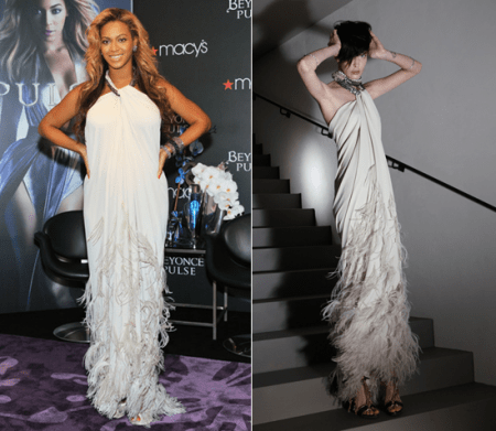Beyonce Knowles e i look premaman molto trendy e seducenti!