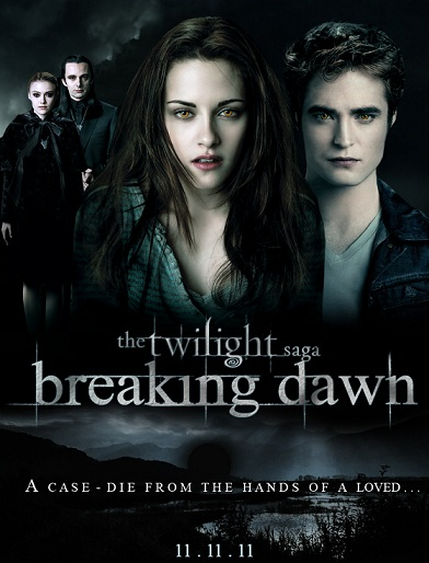 breaking dawn parte 1