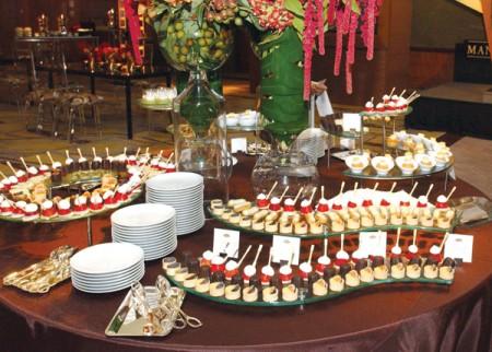 buffet a tema