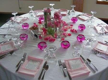 Come scegliere il centrotavola più elegante per il vostro ricevimento di nozze [FOTO]